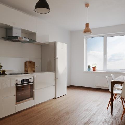 ЖК Новая Охта, отделка, квартиры с отделкой, квартиры, комната, описание, холл, новостройка, фасад, дом